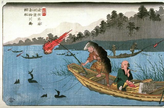 Đây là cách đánh cá độc đáo giúp người Nhật được UNESCO vinh danh - Ảnh 4.
