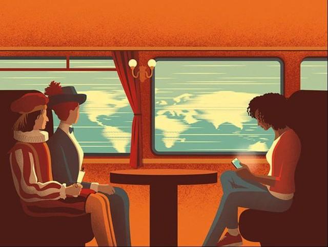 Những bức biếm họa sâu cay về cuộc sống hiện đại khiến ai cũng phải giật mình - Ảnh 5.
