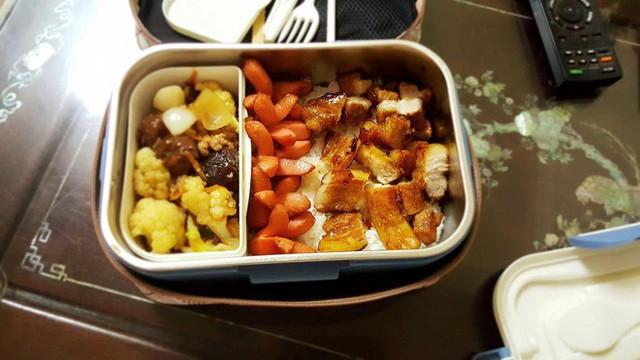 Vợ chuẩn bị đồ ăn vừa ngon vừa bắt mắt, anh chồng mắc cỡ chỉ dám len lén mở ra vào mỗi bữa trưa - Ảnh 6.