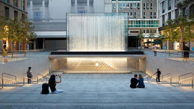 đầu tư giá trị - photo 1 15331881483481775791647 - Cùng dạo qua 8 cửa hàng Apple hoành tráng nhất trên thế giới