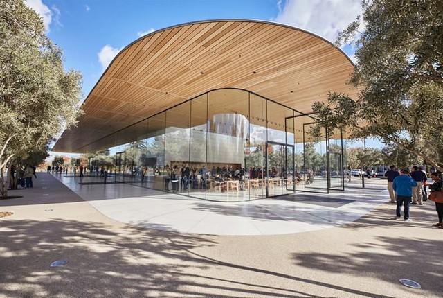 đầu tư giá trị - photo 1 15331881772242008247424 - Cùng dạo qua 8 cửa hàng Apple hoành tráng nhất trên thế giới