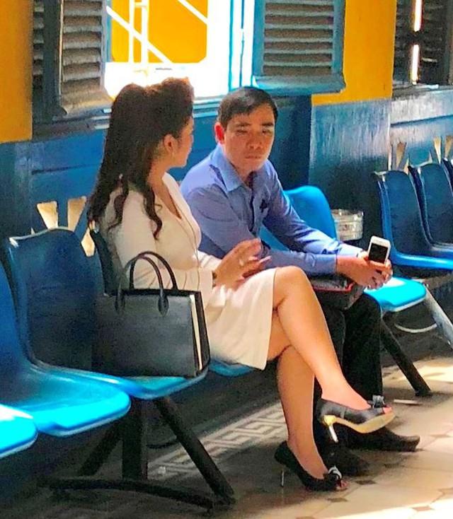 Bà Lê Hoàng Diệp Thảo lên tiếng về vụ kiện ở Singapore   - Ảnh 1.