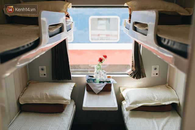 Hãy thử 1 lần đi du lịch bằng tàu hoả để tận hưởng cảm giác mùa hè lướt ngoài cửa sổ - Ảnh 8.