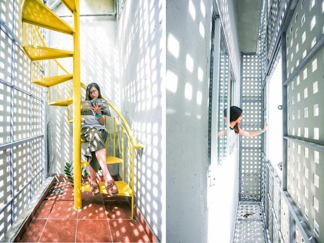 Giữ nguyên khung cũ nhưng từng góc của ngôi nhà 20 năm tuổi ở Sài Gòn đều rất ấn tượng nhờ cải tạo nhà thông minh - Ảnh 11.