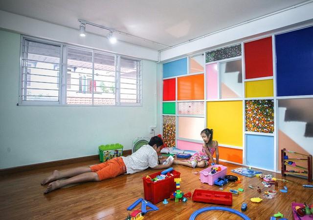 Giữ nguyên khung cũ nhưng từng góc của ngôi nhà 20 năm tuổi ở Sài Gòn đều rất ấn tượng nhờ cải tạo nhà thông minh - Ảnh 13.