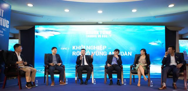 Shark Hưng đưa ra lời khuyên cho hàng triệu người bán hàng online tại Việt Nam: Không bao giờ được xây nhà trên mảnh đất của người khác, điều đó rất nguy hiểm! - Ảnh 1.