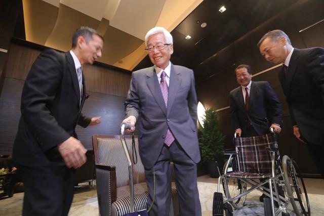 Doanh nhân Nhật Bản qua đời vì ung thư vẫn truyền cảm hứng cho nhiều người khi tự tổ chức buổi tiệc tiền tang lễ - Ảnh 1.