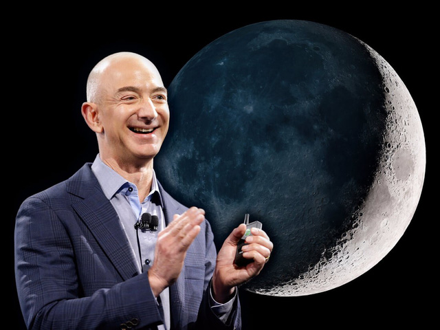 Ông chủ Amazon khuyên người trẻ: Các bạn có năng khiếu rất dễ dàng, nhưng lựa chọn luôn rất khó khăn. Ỷ vào năng khiếu có thể giết chết các lựa chọn - Ảnh 1.