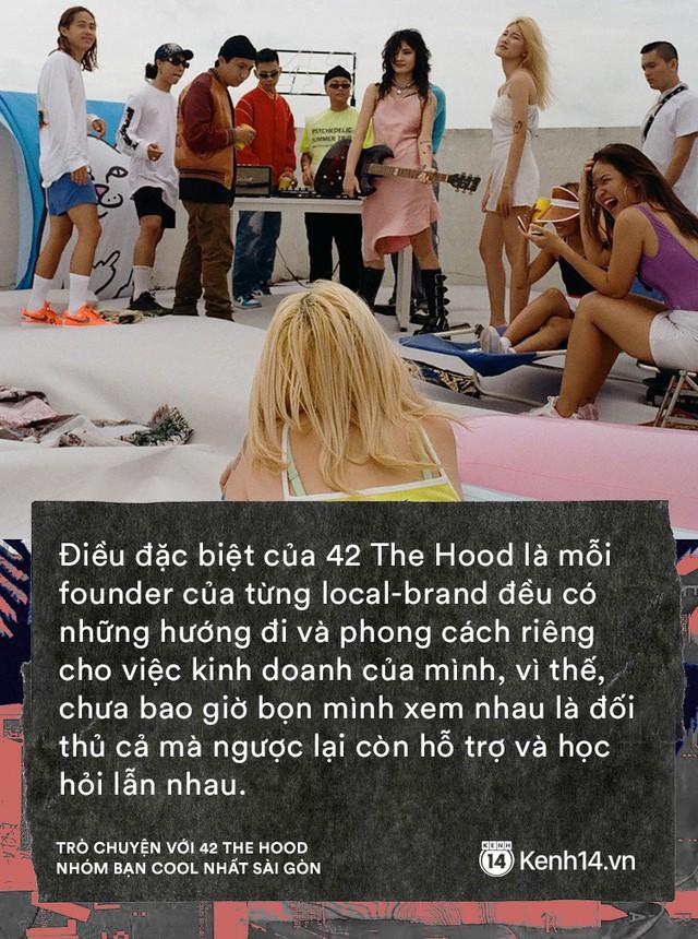 Gặp 42 The Hood - hội bạn thân số 1 Sài Gòn với toàn ông bà chủ vừa sống chất, vừa giỏi kinh doanh - Ảnh 14.