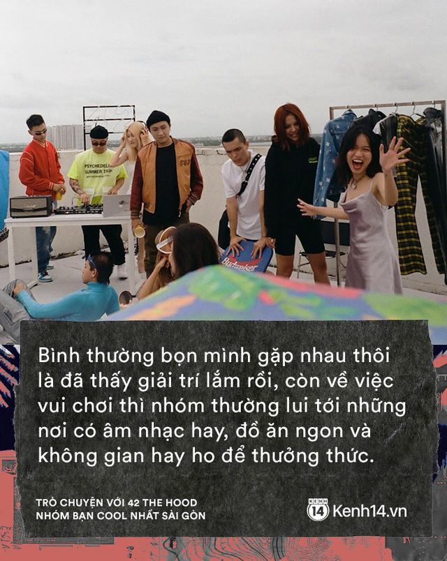 Gặp 42 The Hood - hội bạn thân số 1 Sài Gòn với toàn ông bà chủ vừa sống chất, vừa giỏi kinh doanh - Ảnh 16.