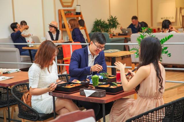 """Ra mắt thương hiệu Nhà hàng Cafe phong cách đương đại Nhật - Ý tưởng kinh doanh từ lòng biết ơn với """"người đồng hành"""" khám phá khu rừng - Ảnh 3."""