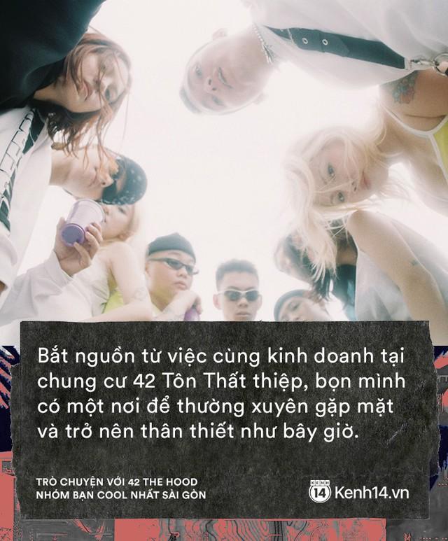 Gặp 42 The Hood - hội bạn thân số 1 Sài Gòn với toàn ông bà chủ vừa sống chất, vừa giỏi kinh doanh - Ảnh 7.