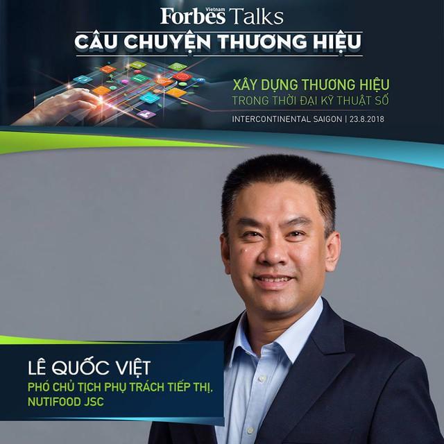 """Từ việc NutiFood """"xách cặp"""" đi học digital đến chuyện làm marketing, thương hiệu trên nền tảng số của doanh nghiệp Việt - Ảnh 2."""
