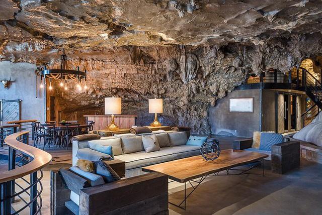 Hang động sang trọng nhất thế giới đang được rao bán với giá 58 tỷ đồng, bên ngoài hoang sơ bên trong mới thật sự bất ngờ - Ảnh 15.
