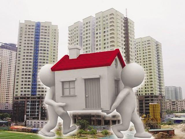 Số lượng doanh nghiệp bất động sản giải thể tăng mạnh - Ảnh 1.