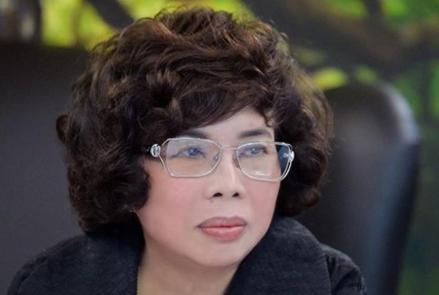 Doanh nhân Thái Hương và cuộc cách mạng về sữa học đường