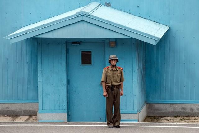 Ảnh: Tiết lộ về cuộc sống học tập và lao động thường ngày ở Triều Tiên - Ảnh 16.