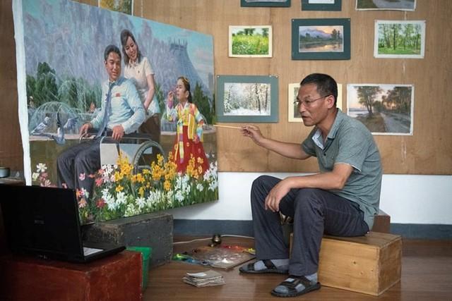 Ảnh: Tiết lộ về cuộc sống học tập và lao động thường ngày ở Triều Tiên - Ảnh 17.