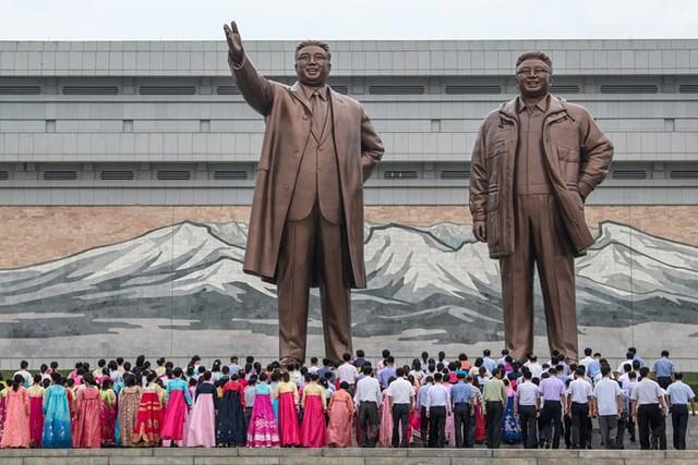 Ảnh: Tiết lộ về cuộc sống học tập và lao động thường ngày ở Triều Tiên - Ảnh 20.