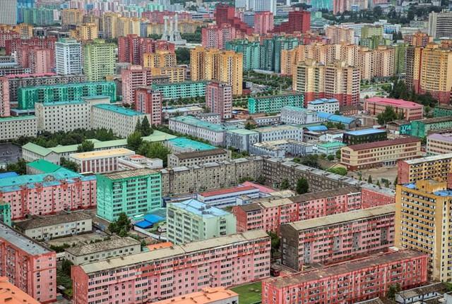 Ảnh: Tiết lộ về cuộc sống học tập và lao động thường ngày ở Triều Tiên - Ảnh 4.