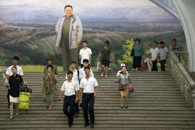 Ảnh: Tiết lộ về cuộc sống học tập và lao động thường ngày ở Triều Tiên - Ảnh 9.