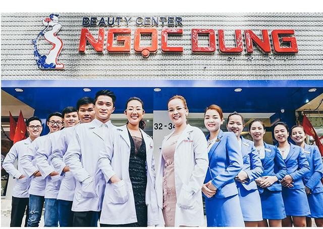 """Tổng giám đốc thẩm mỹ viện Ngọc Dung: """"Xây dựng thương hiệu bằng niềm đam mê làm đẹp và được làm đẹp cho mọi người"""" - Ảnh 1."""