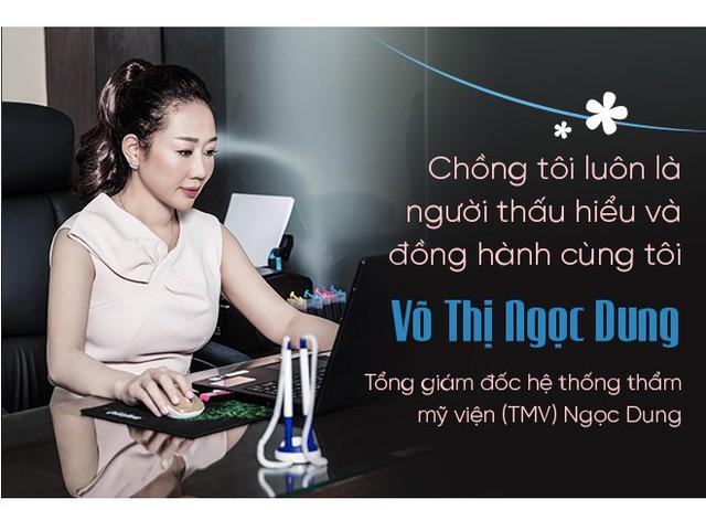 """Tổng giám đốc thẩm mỹ viện Ngọc Dung: """"Xây dựng thương hiệu bằng niềm đam mê làm đẹp và được làm đẹp cho mọi người"""" - Ảnh 10."""