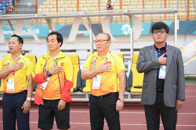 HLV Park Hang Seo và những khoảnh khắc xúc động với bóng đá Việt Nam - Ảnh 7.