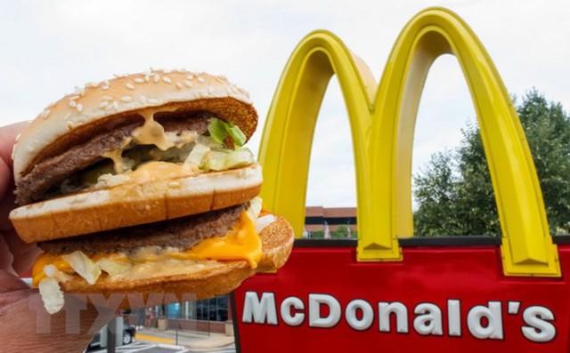 Mỹ: Gần 400 người bị nhiễm khuẩn đường ruột do salad của McDonalds - Ảnh 1.
