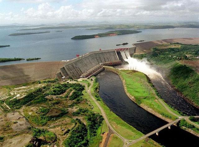 Điểm danh những đập thủy điện lớn nhất thế giới, nơi tạo ra nguồn điện cho hàng tỷ người trên Trái Đất - Ảnh 6.
