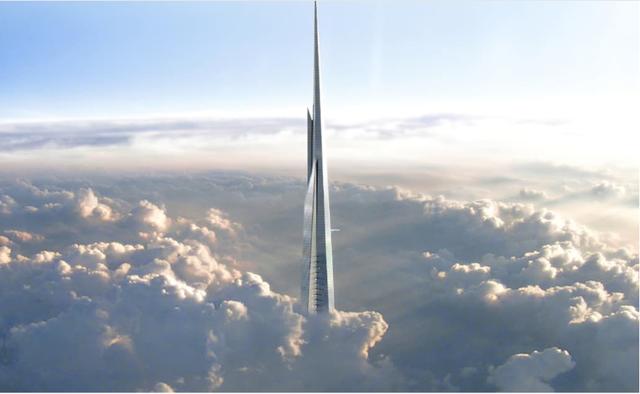 Ả-rập chi hơn tỷ USD xây tòa nhà cao nhất thế giới - Ảnh 1.