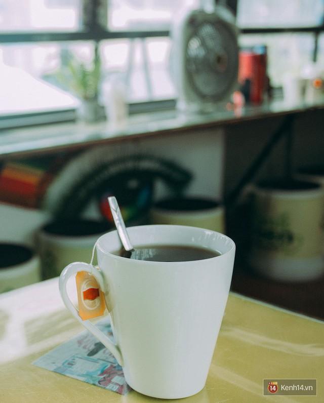 Phát hiện quán cà phê bus cực nhiều góc sống ảo ngay tại Hà Nội cho những ai còn băn khoăn cuối tuần không biết đi đâu - Ảnh 12.
