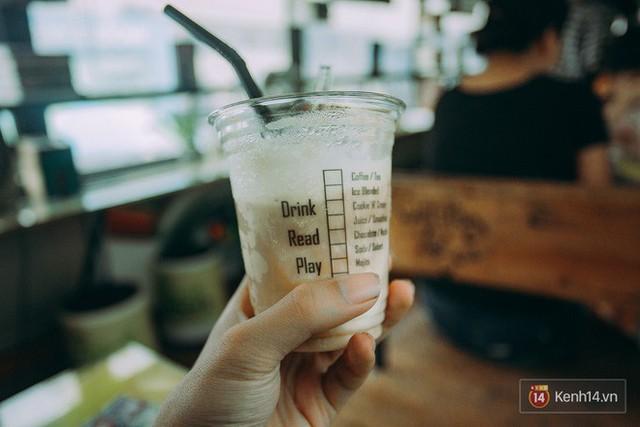 Phát hiện quán cà phê bus cực nhiều góc sống ảo ngay tại Hà Nội cho những ai còn băn khoăn cuối tuần không biết đi đâu - Ảnh 14.