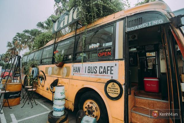Phát hiện quán cà phê bus cực nhiều góc sống ảo ngay tại Hà Nội cho những ai còn băn khoăn cuối tuần không biết đi đâu - Ảnh 5.