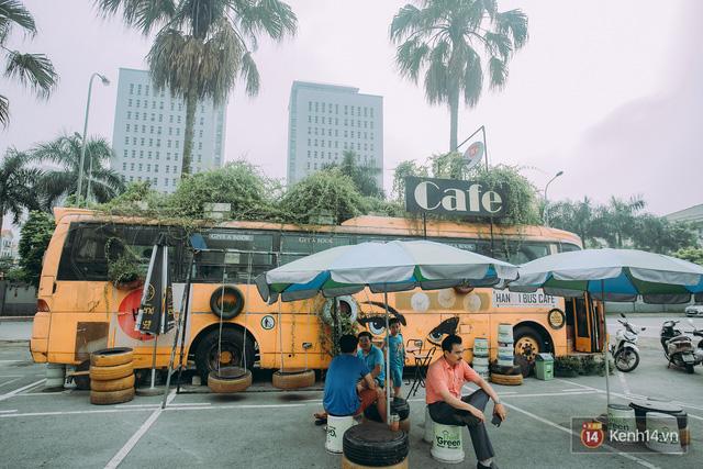 Phát hiện quán cà phê bus cực nhiều góc sống ảo ngay tại Hà Nội cho những ai còn băn khoăn cuối tuần không biết đi đâu - Ảnh 8.
