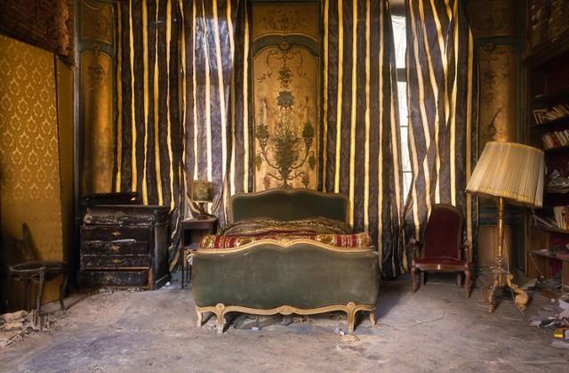 Cùng ngắm nhìn vẻ đẹp ma mị của 25 toà lâu đài và biệt thự bỏ hoang ở châu Âu - Ảnh 17.