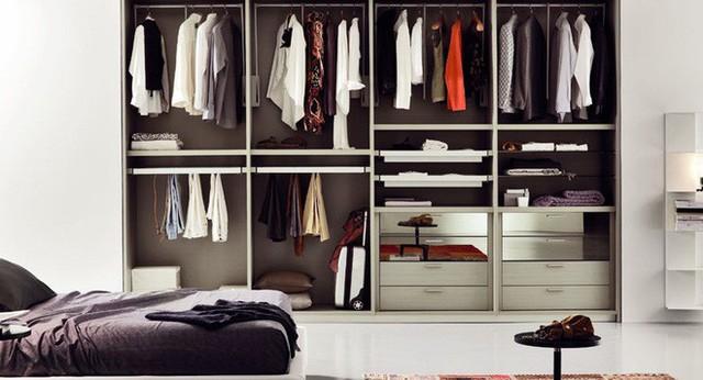 Chọn tủ quần áo đúng phong thủy cho nhà thịnh vượng, hạnh phúc bền lâu - Ảnh 3.