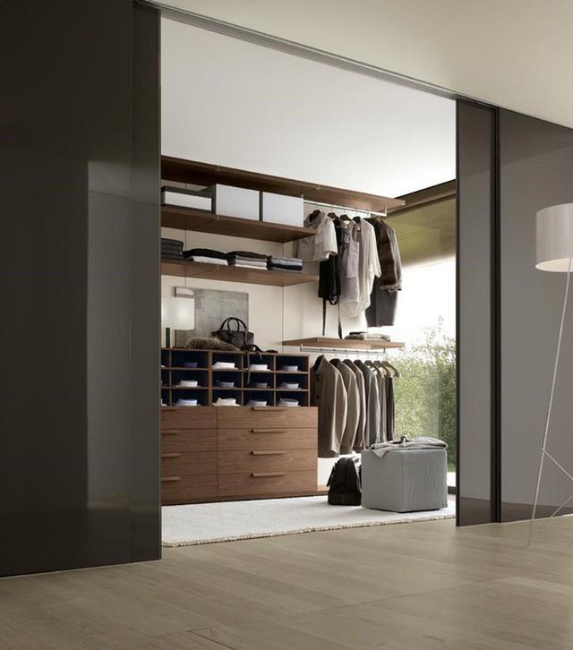 Chọn tủ quần áo đúng phong thủy cho nhà thịnh vượng, hạnh phúc bền lâu - Ảnh 4.