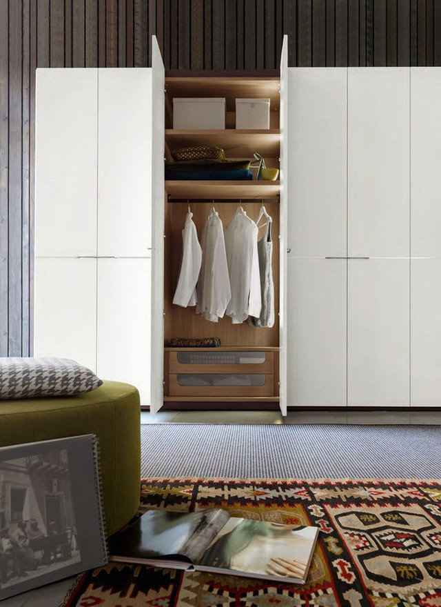 Chọn tủ quần áo đúng phong thủy cho nhà thịnh vượng, hạnh phúc bền lâu - Ảnh 9.