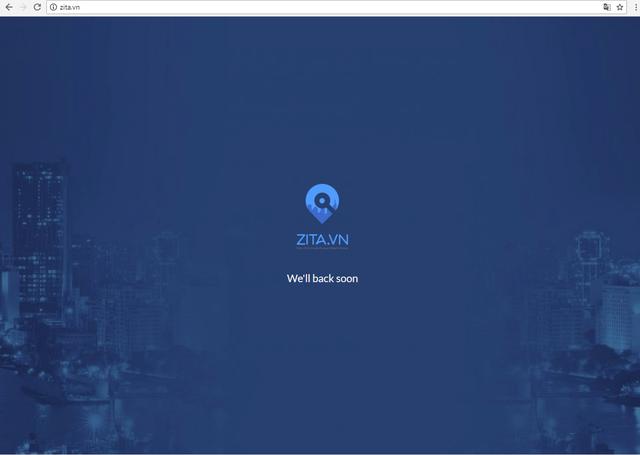 Startup bất động sản triệu USD Zita.vn của Shark Khoa đã chết? - Ảnh 1.