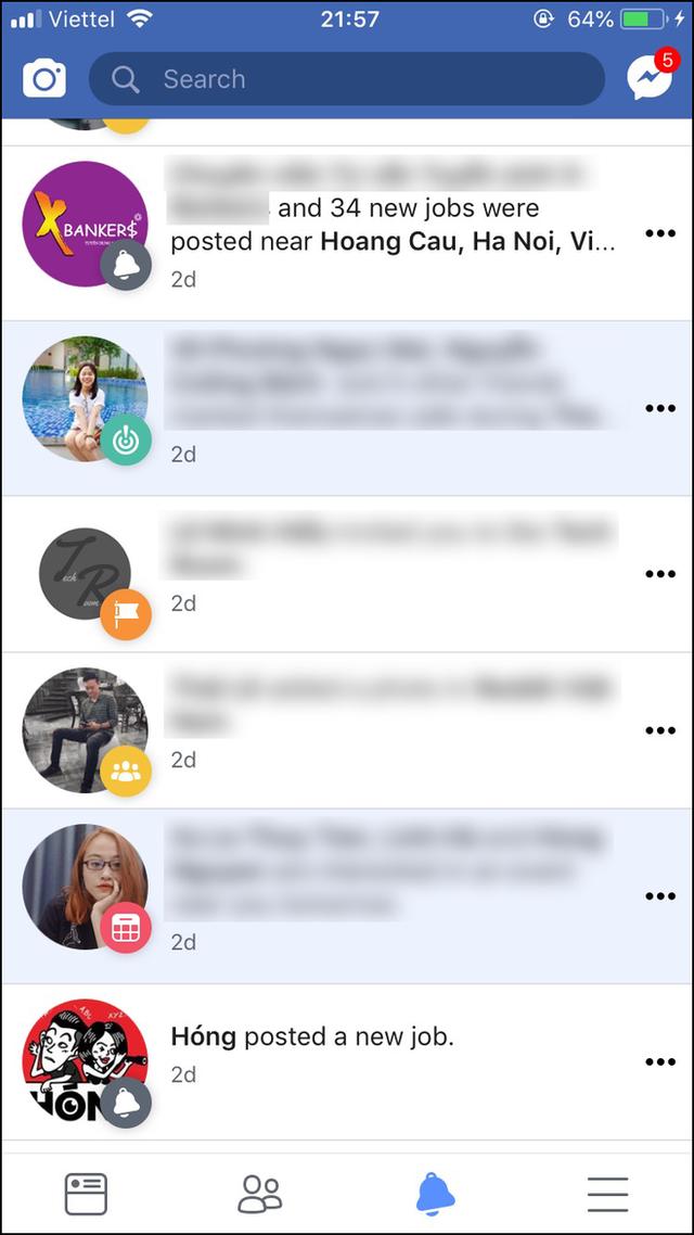 Facebook Việt Nam mới có mục tìm việc nhanh: Nghề chuẩn sinh viên không thiếu, thông tin liên hệ làm việc dễ dàng - Ảnh 1.