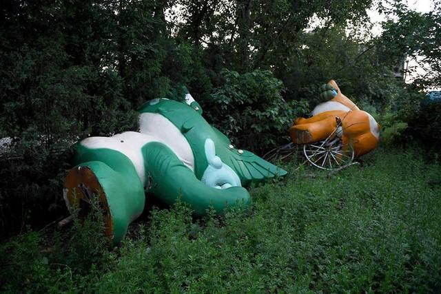 đầu tư giá trị - photo 20 1533690933015723053060 - 10 năm nhìn lại sân vận động Tổ chim Olympic Bắc Kinh 2008: Hoang tàn đến ám ảnh, niềm tự hào giờ chỉ còn là nỗi tiếc nuối
