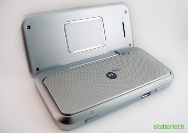 10 chiếc điện thoại Android kỳ quặc nhất mọi thời đại - Ảnh 2.