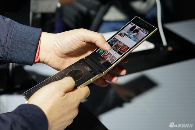 10 chiếc điện thoại Android kỳ quặc nhất mọi thời đại - Ảnh 14.