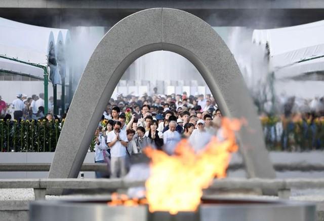 Ảnh: Thành phố Hiroshima - 73 năm sau thảm họa bom nguyên tử - Ảnh 13.