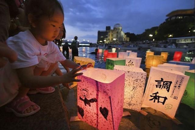 Ảnh: Thành phố Hiroshima - 73 năm sau thảm họa bom nguyên tử - Ảnh 15.