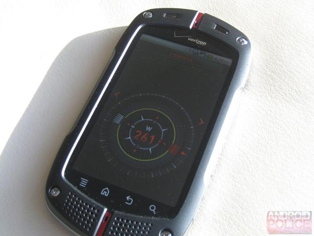 10 chiếc điện thoại Android kỳ quặc nhất mọi thời đại - Ảnh 5.