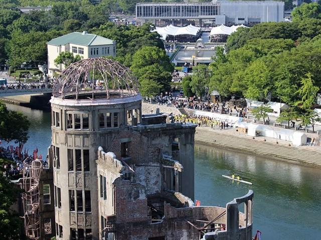 Ảnh: Thành phố Hiroshima - 73 năm sau thảm họa bom nguyên tử - Ảnh 3.