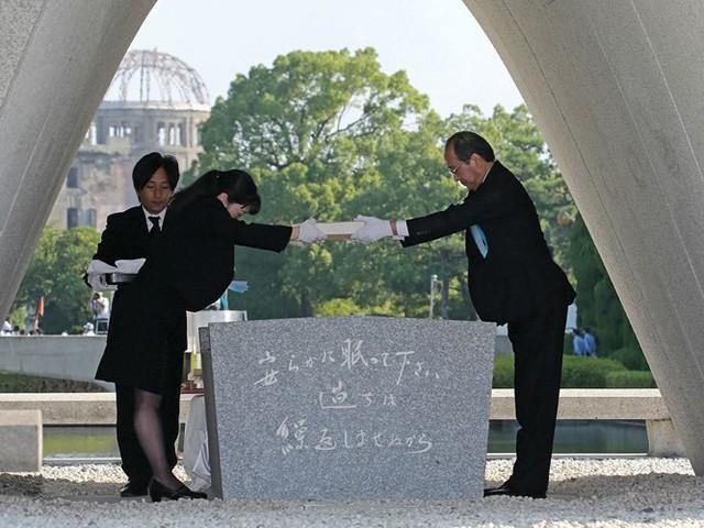 Ảnh: Thành phố Hiroshima - 73 năm sau thảm họa bom nguyên tử - Ảnh 6.
