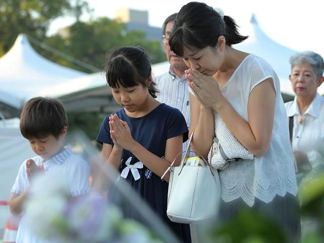 Ảnh: Thành phố Hiroshima - 73 năm sau thảm họa bom nguyên tử - Ảnh 10.